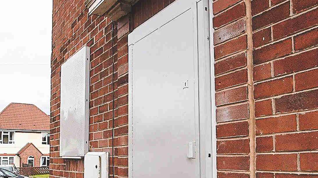 VPS Steel Door