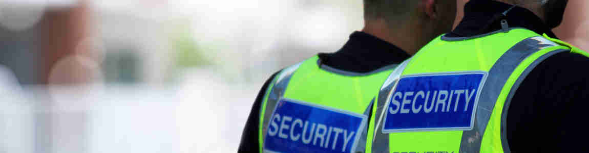 Manned Guarding Services For Vacant Properties