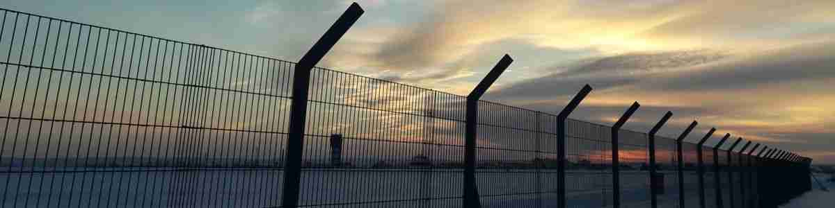 Perimeter Protection - High Security Fence