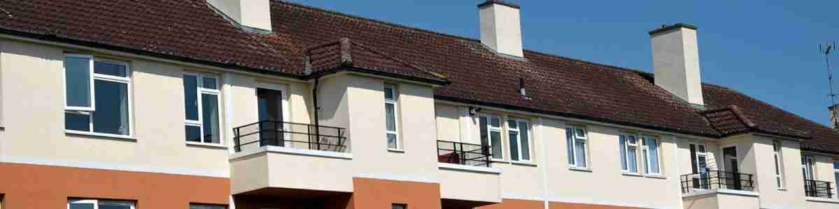 Vacant property securit for social housing