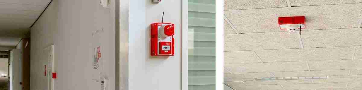 VPS FireAlert Wes+  Wireless Fire Alarm System