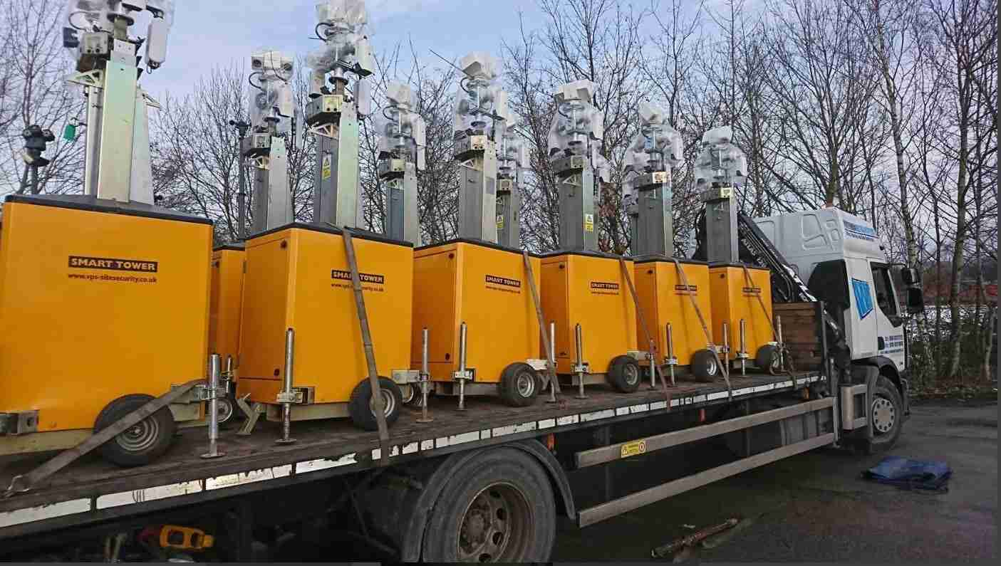 VPS Smart Towers