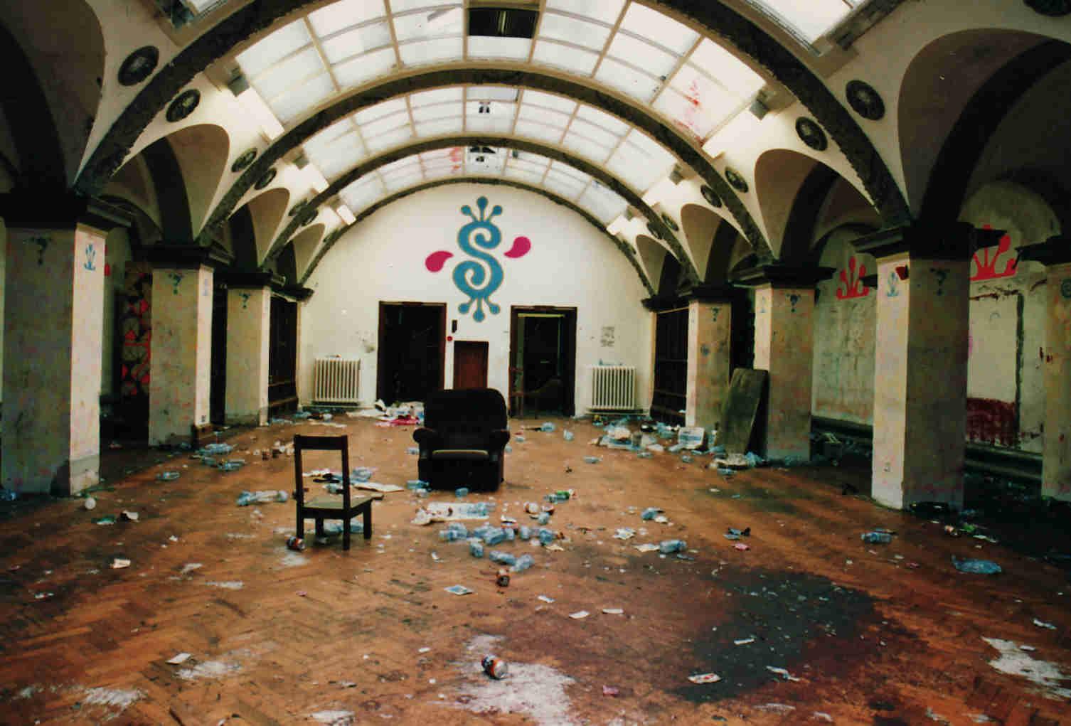 Indoor Rave aftermath