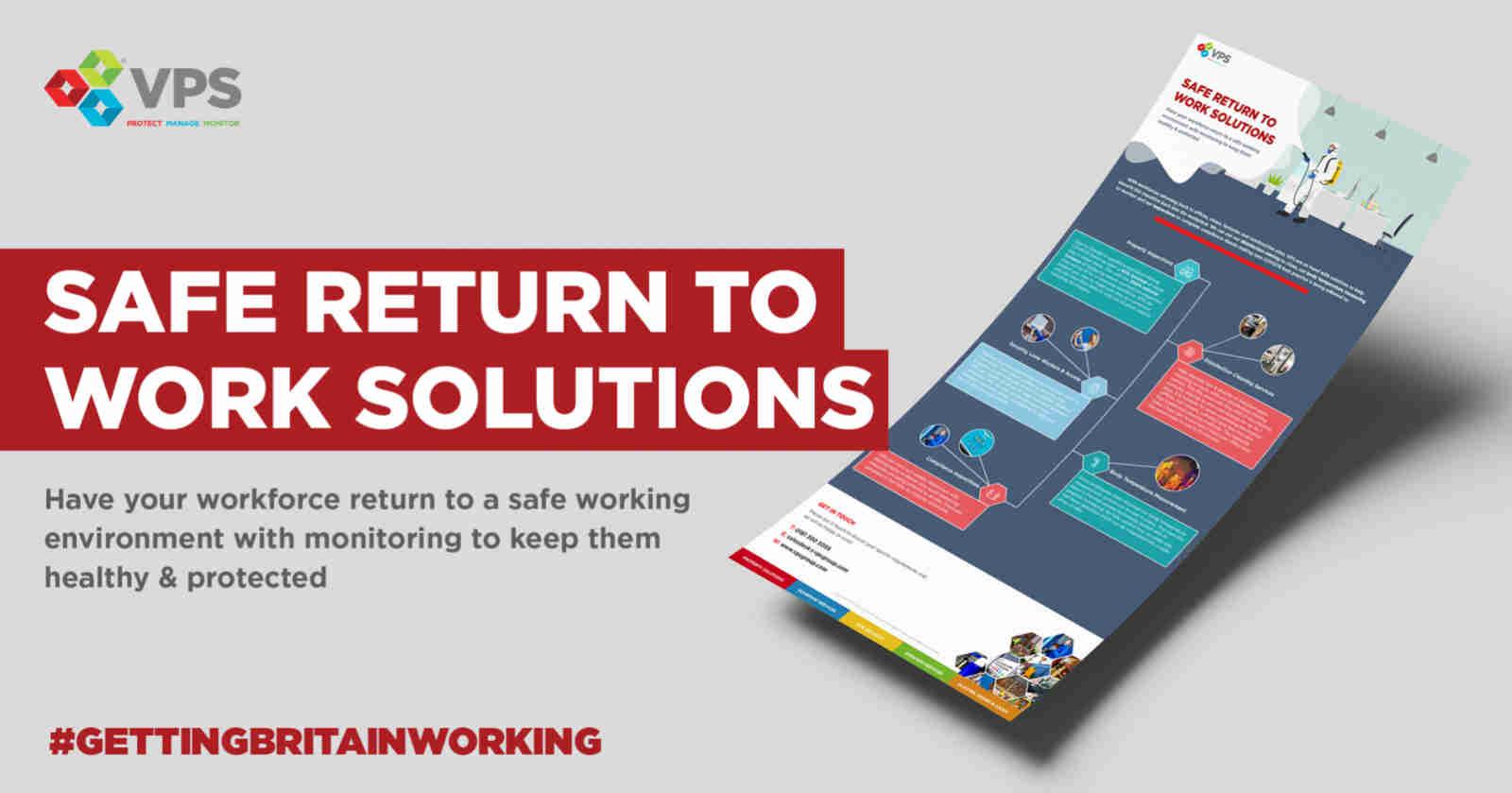 Safe Return To Work Solutions