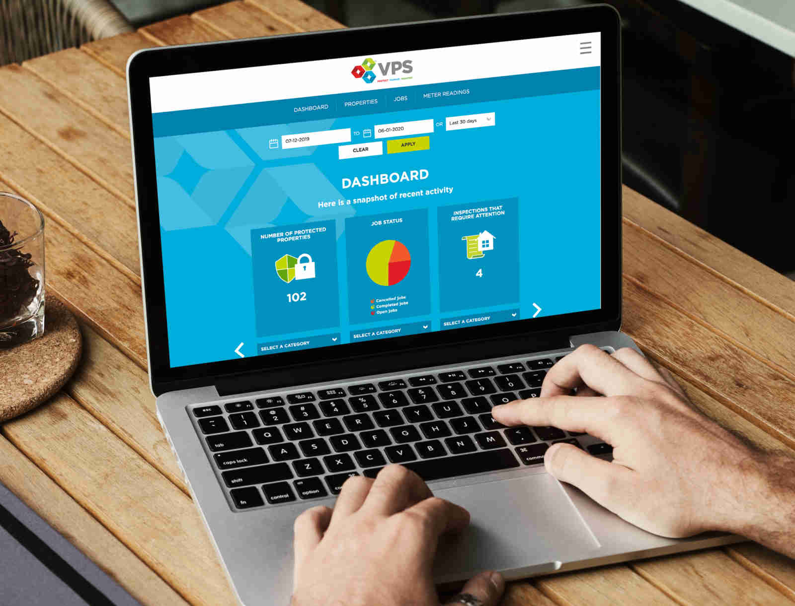 VPS Portal