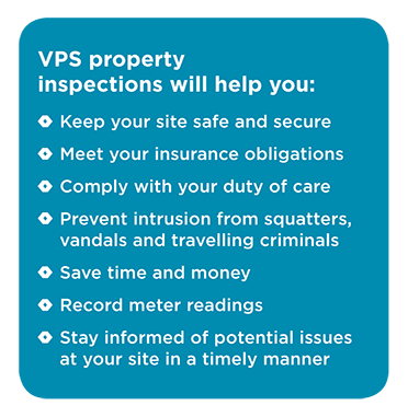 VPS Vacant Property Inspection Services