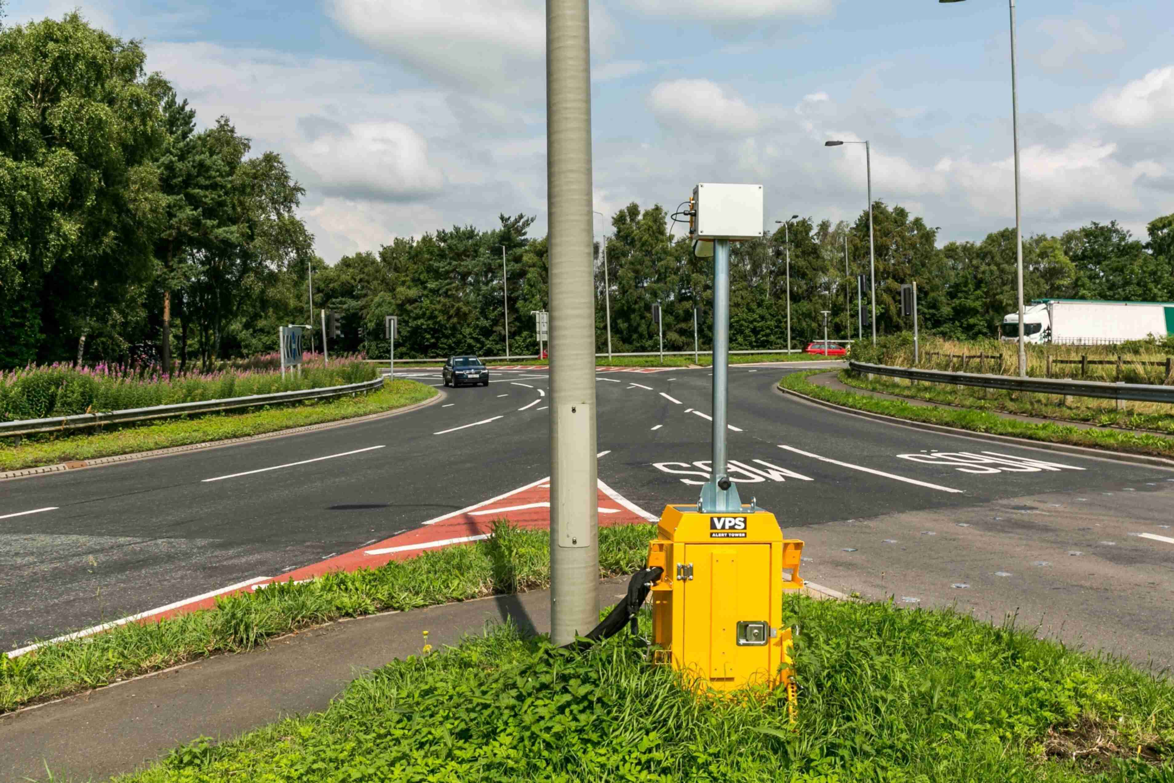 VPS create SmartZone Safety Systems