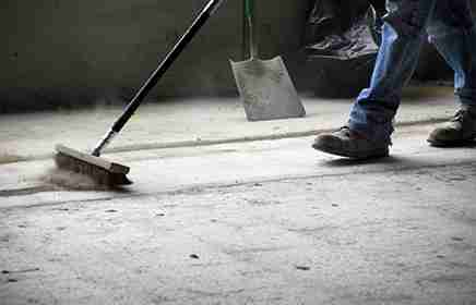 Vacant Property Cleaning
