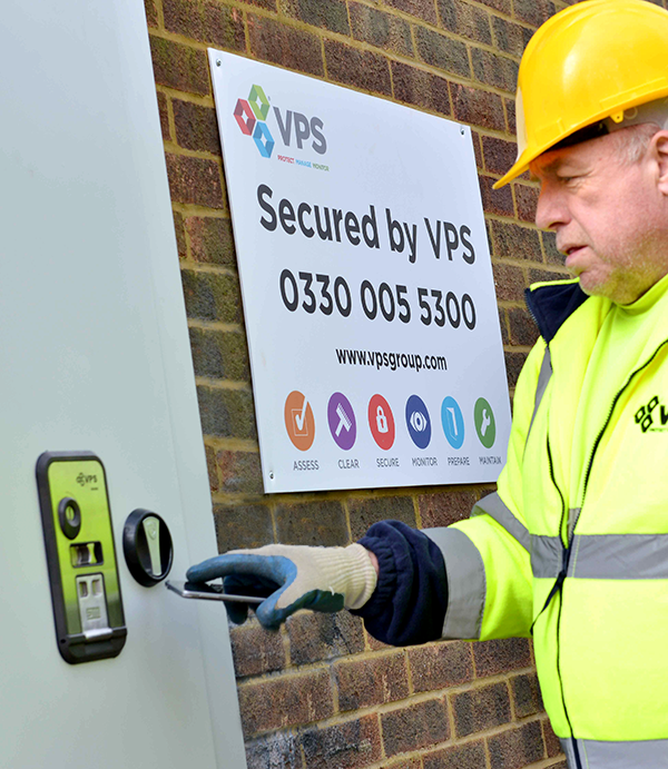 Unlocking The Vps Smartdoor With A Mobile Phone